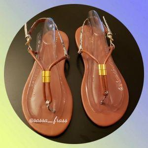 Torrid Sandals, Size 12. EUC